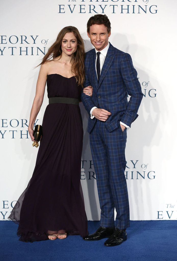 Eddie Redmayne and Hannah Bagshawe best couple ❤