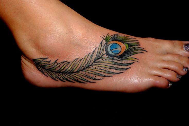 peacockTattoo Ideas, Wrist Tattoo, Feet Tattoo, A Tattoo, Tattoo Design, Beautiful Tattoo, Peacocks Feathers, Feathers Tattoo, Peacocks Tattoo