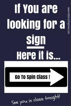 funny spin class quotes - Buscar con Google