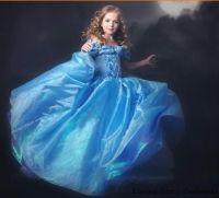 Cinderella jurk meisjes