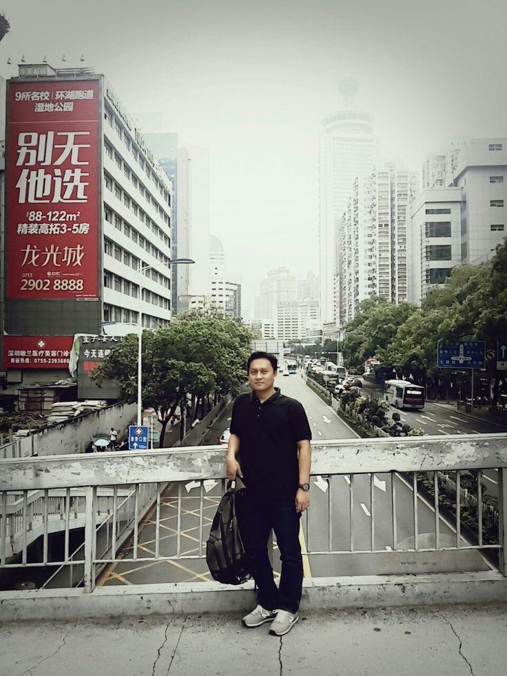 Downtown  GuangZhou