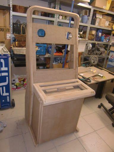 vewlix slim de nussss muebles maquinas de videojuegos pinterest. Black Bedroom Furniture Sets. Home Design Ideas