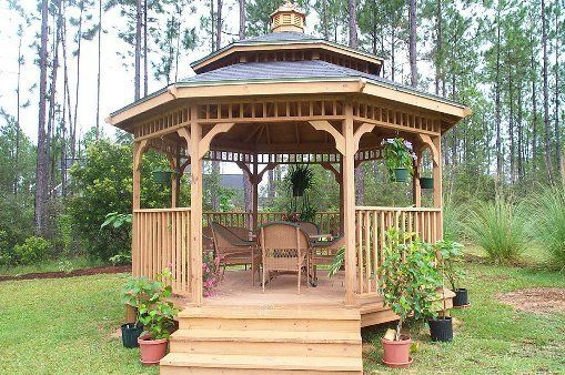 How to Find Free Gazebo Plans | eHow.com                              …