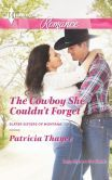 The Cowboy She Couldn't Forget (Harlequin Romance Series #4387)