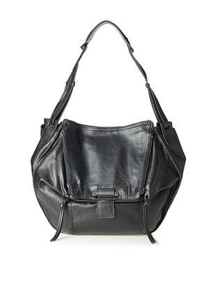 Kooba Women's Zoey Shoulder Bag (Black)