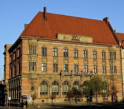 Narodowy Bank Polski | #gdansk #sightseeing