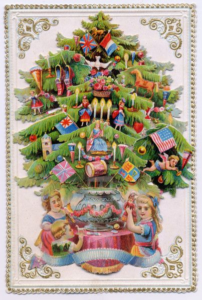 694 best Victorian Christmas images on Pinterest   Victorian ...