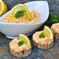 Recept : Celerovo - mrkvová pomazánka alla humr | ReceptyOnLine.cz - kuchařka, recepty a inspirace