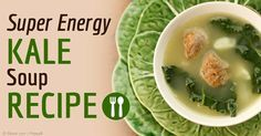 This Super Energy Kale Soup is tasty and healthy, and an ideal way to enjoy kale in the winter. http://articles.mercola.com/sites/articles/archive/2015/02/01/super-energy-kale-soup.aspx