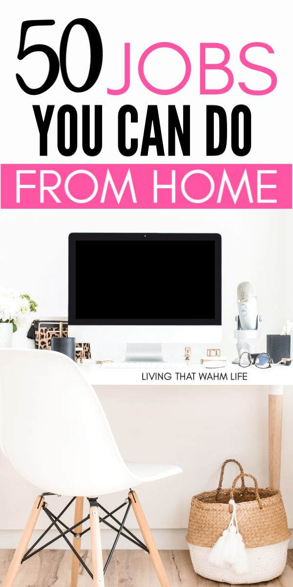 Wish you could find a way to work from home and st…