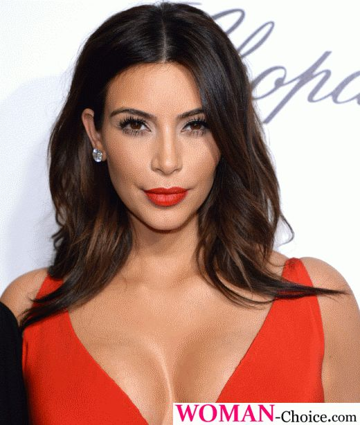 Kim Kardashian's beauty secrets