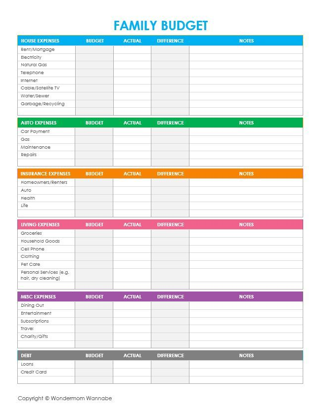 Worksheet Freddie Mac Monthly Budget Worksheet 1000 ideas about monthly budget worksheets on pinterest free printable family budgeting to set and track progress towards financial goals