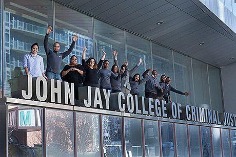 Graduate | John Jay College of Criminal Justice