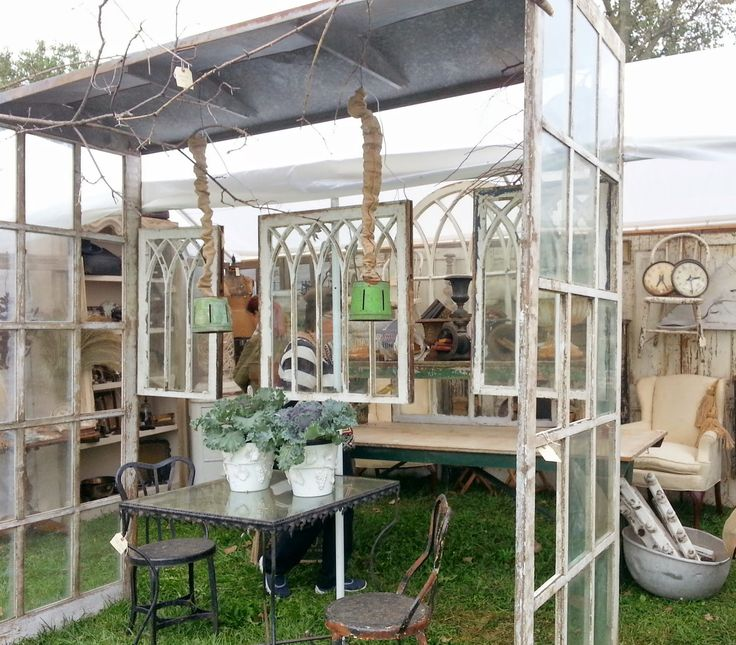 country living fair via must love junk