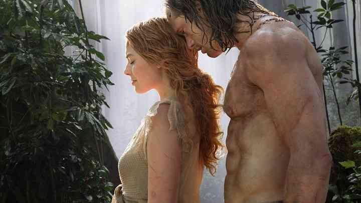 Watch The Legend of Tarzan (2016) Online