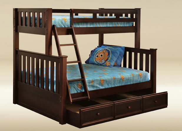 Full Over Queen Bunk Bed Plans Free Woodworking Projects Plans