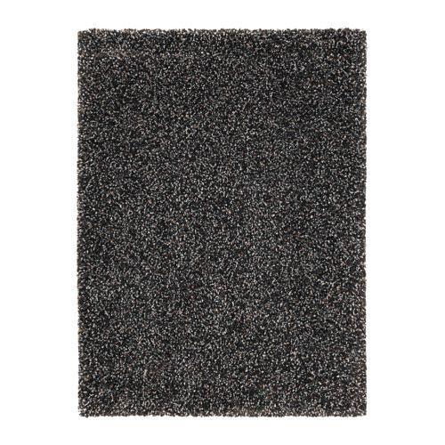 IKEA - VINDUM, Matta, lång lugg, 133x180 cm, , Den långa luggen gör att du kan sätta ihop flera mattor, utan att skarven syns.Den täta, tjocka luggen dämpar ljud och är mjuk att gå på.Slitstark, fläcktålig och enkel att sköta eftersom mattan är gjord av syntetiska fibrer.