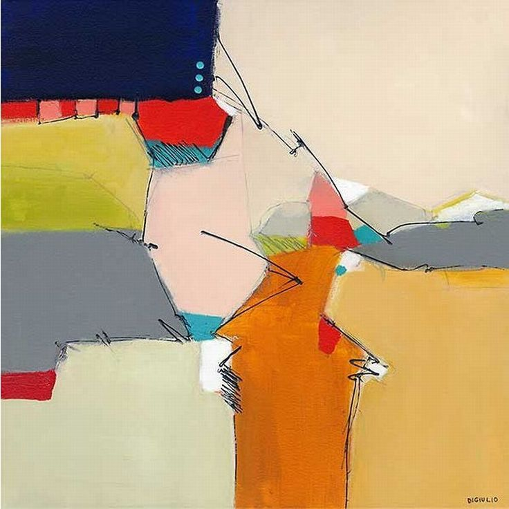 Joe DiGiulio 'Beachcomber II' Canvas Art
