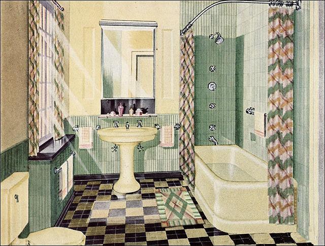 1929 Kohler Bathroom Hot House Kohler Bathroom Home