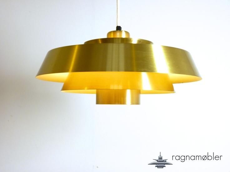 fog & mørup Nova by Jo Hammerborg  top condition in brass