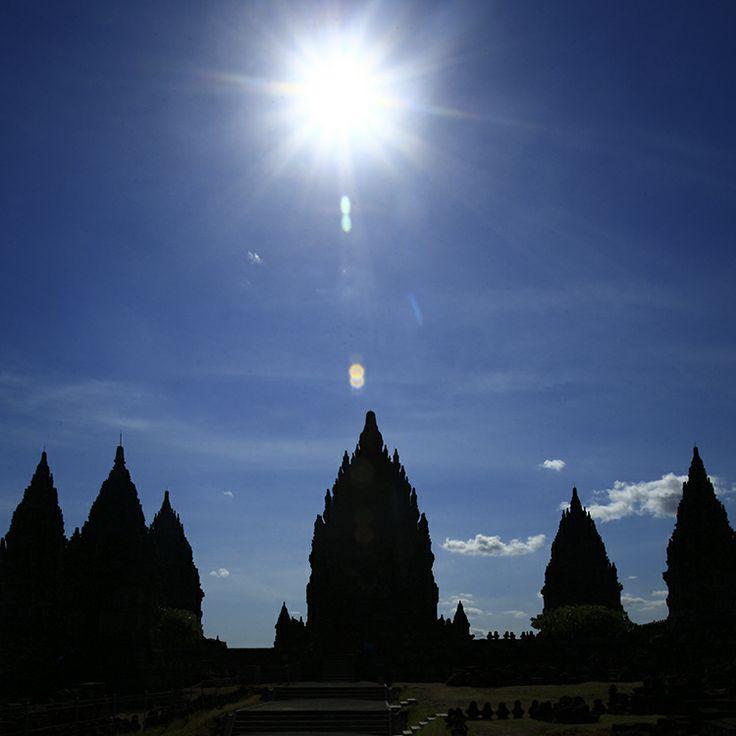 Prambanan Temple, Jogjakarta, Indonesia