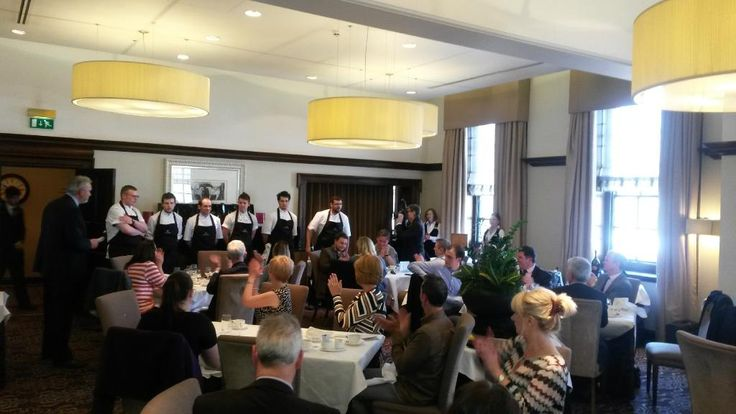 It was great to host the Luncheon with @Yorkshire_Life today.