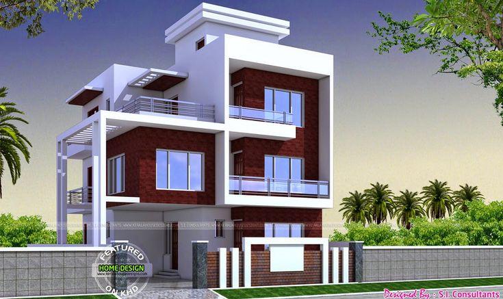 Front Elevation Color Scheme : Best bungalow colour images on pinterest modern homes