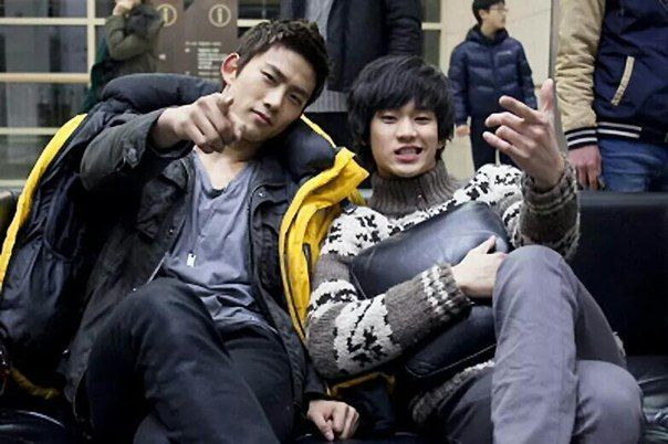 """awesome Shooting photos and footage from the drama """"Dream High"""""""