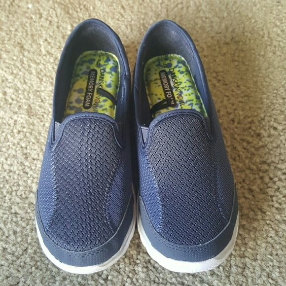 Danskin memory foam sneakers size 6 Wore once good condition Shoes Sneakers