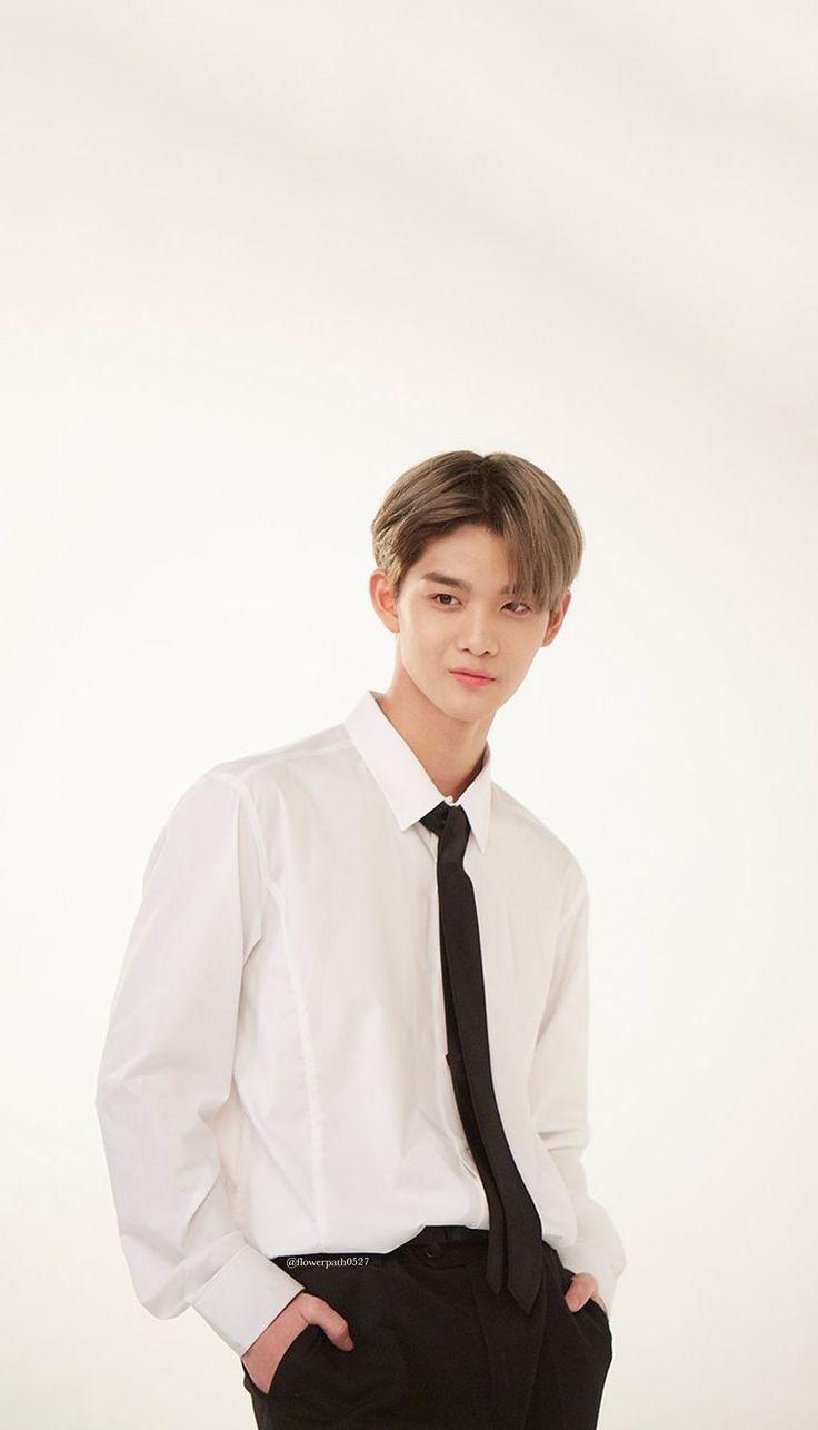 Wanna One x Shinan Bank Bae Jinyoung Wallpaper