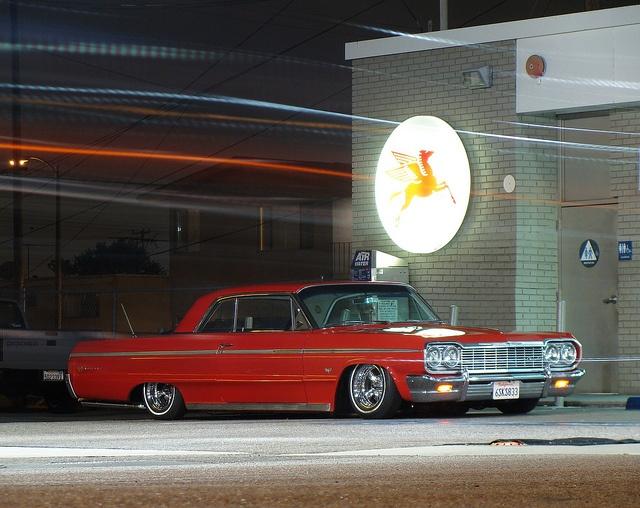 DSC04795 (2) by cixpack1, via Flickr  Howard's 64 Impala