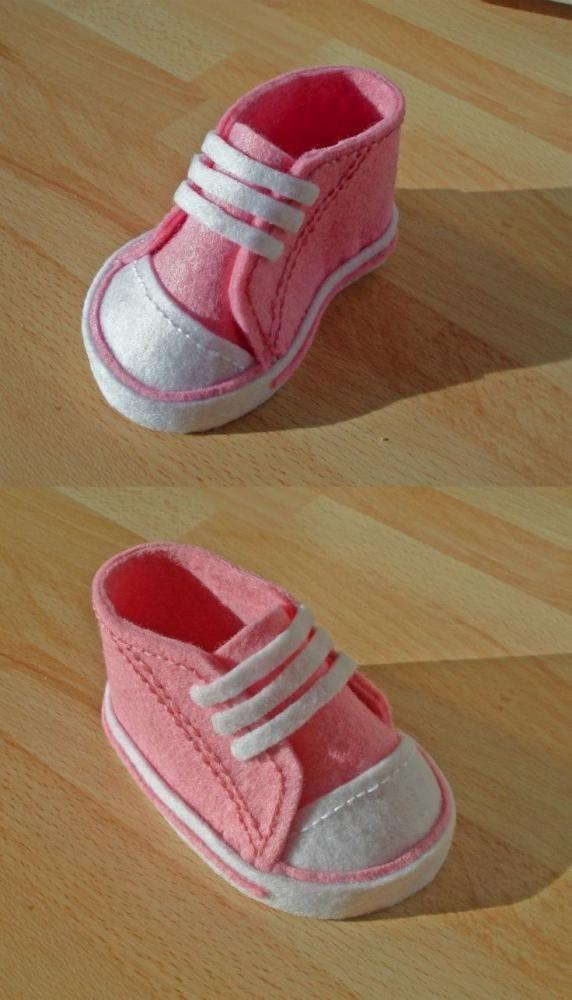 フェルトをくるん♪歩き出すまでの赤ちゃんの足を守るシューズを作ろう!   CRASIA(クラシア)
