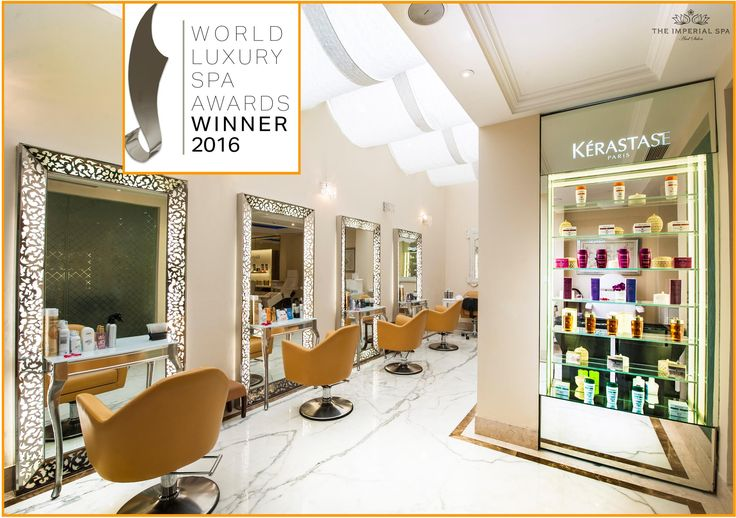 It's ‪#‎celebration‬ time for us! ‪#‎TheImperialSalon‬ has been chosen as the 'BEST BEAUTY SALON IN INDIA 2016' by the prestigious ‪#‎WorldLuxurySpaAwards‬ 'Like' us and join in the revelry! ‪#‎TheImperialNow‬ ‪#‎WLSA2016‬ ‪#‎ProudMoment‬