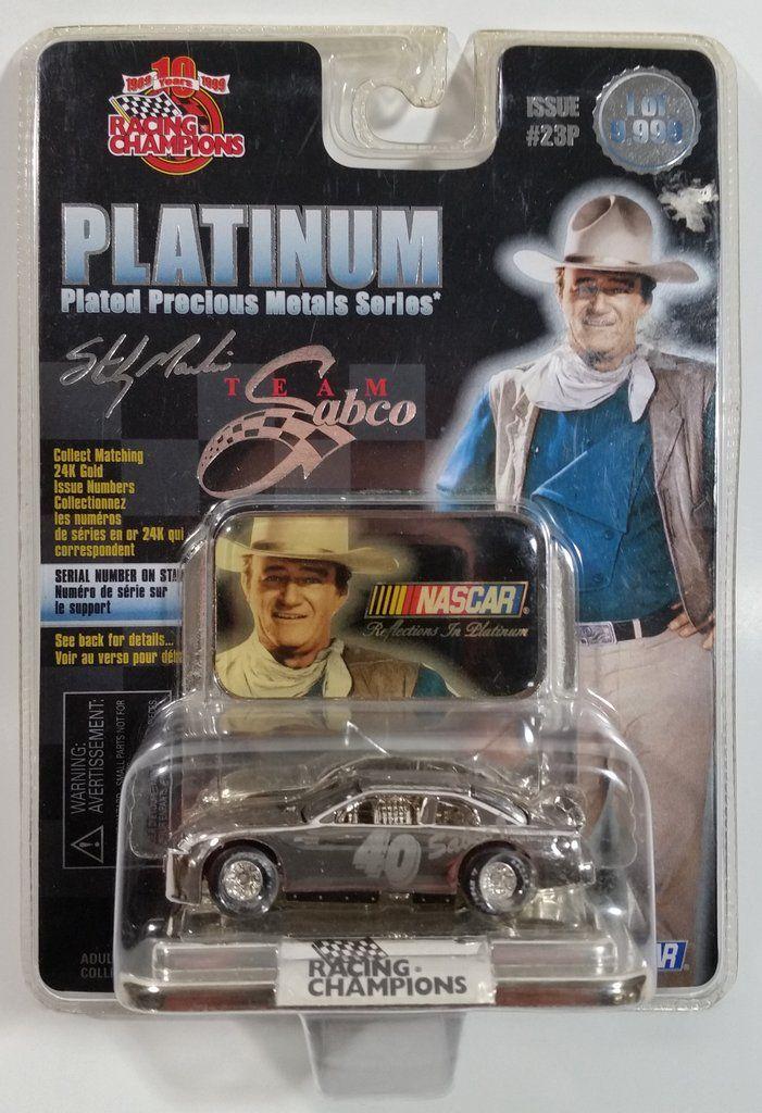 1999 Racing Champions Precious Metal Series NASCAR