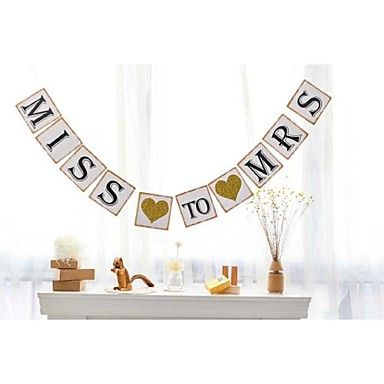 Vintage+Miss+To+Mrs+Banner+For+Bridal+Shower+Bachelorette+Party+Decoration+–+USD+$+8.99