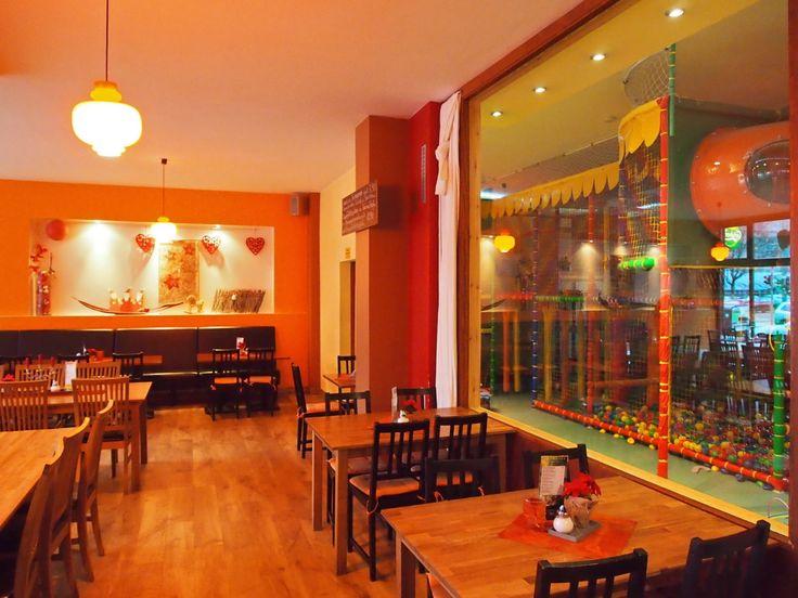Highlight im KiiWii Kinderrestaurant Wilmersdorf Charlottenburg Berlin ist der…