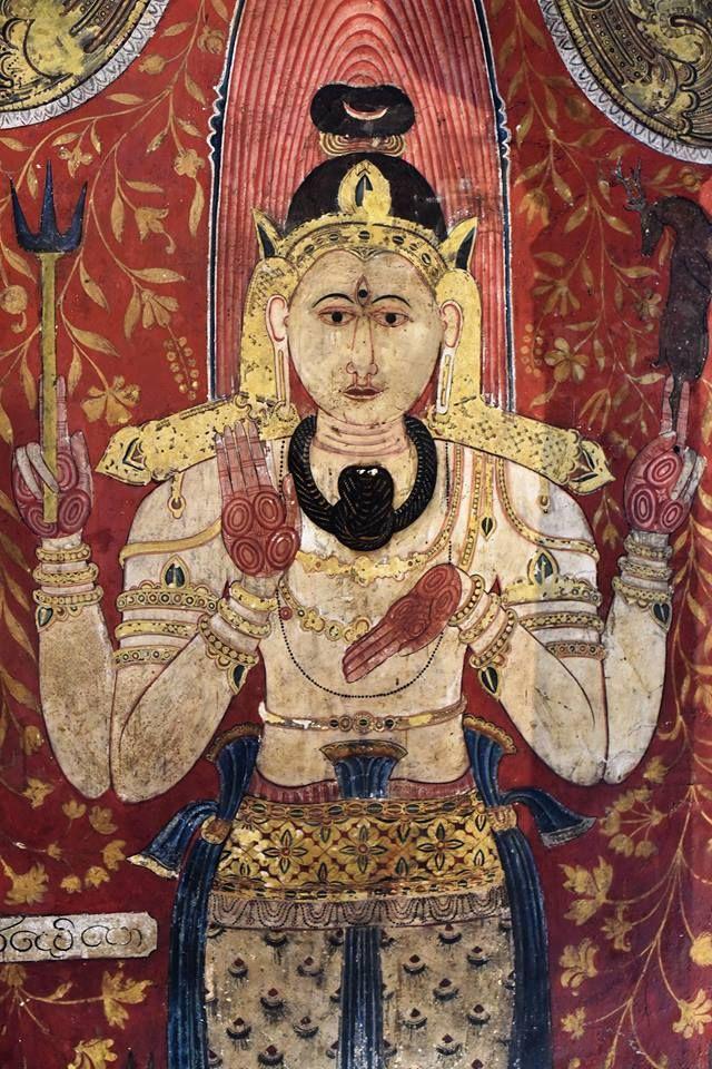 Shiva , singalese style