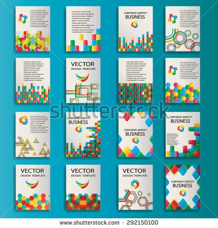 Modern Vector Technology Brochure , Cover, Flyer, Report , Leaflet Design Template, Modern Poster or Layout Magazine Design. Triangular Geometric Back…