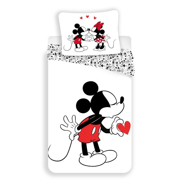 Dětské bavlněné povlečení 140×200 70×90 Zamilovaný Mickey Pohodlné Dětské bavlněné povlečení 140×200 70×90 Zamilovaný Mickey levně.Bavlněné povlečení na jednolůžko. Pro více informací a detailní popis tohoto povlečení přejděte na stránky obchodu. 595 Kč NÁŠ TIP: …