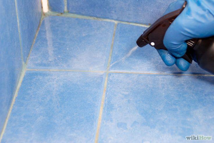 Como Remover Mofo do Banheiro