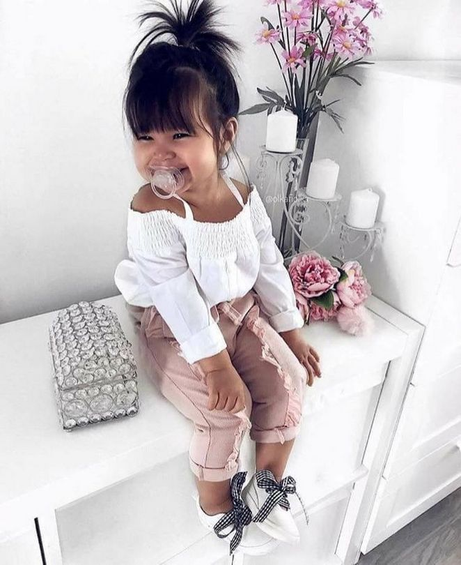 Cute Baby Girl Clothes Outfits Ideas 60 With Images Cute Baby
