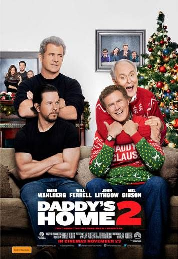 Watch Daddy's Home 2 (2017) online free @123movies  By Sean Anders • Drama, Family, Mystery HD 720p