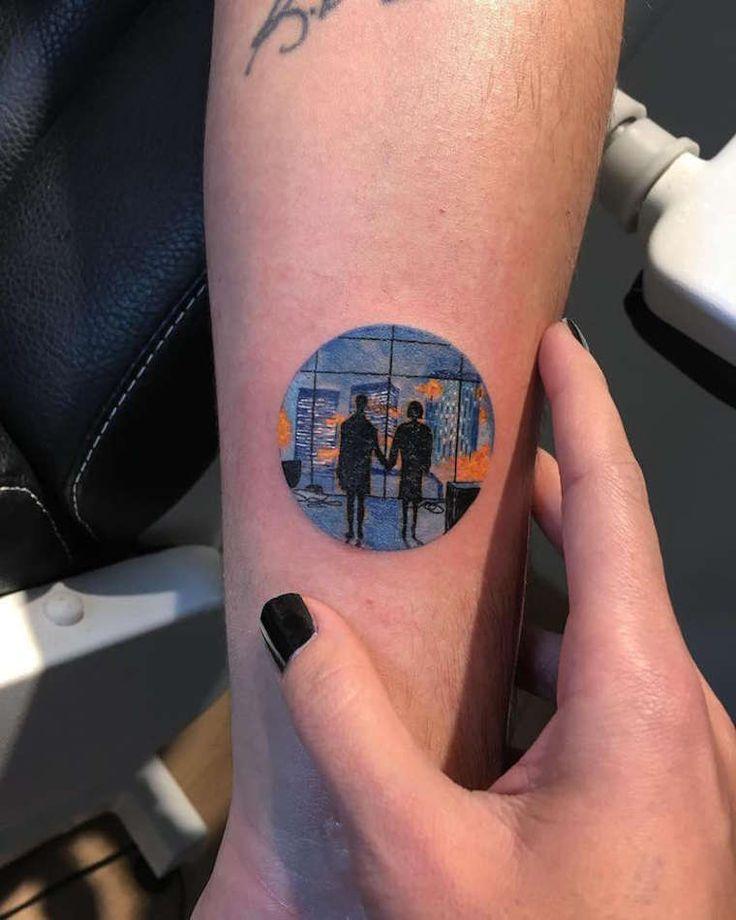 Voici une sélection des dernières créations de la tatoueuseturqueEva…