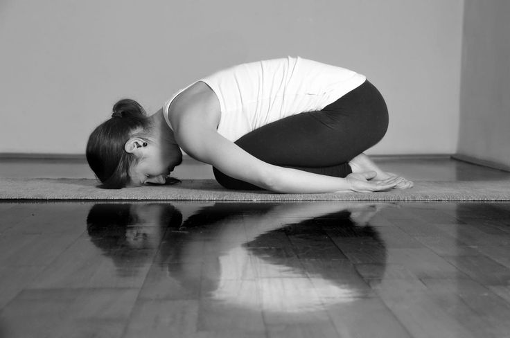 Yoga For Migraines: 5 Yoga Poses To Heal Migraines  I already do this first pose, and didn't even know that it was known to help... I just automatically go to this position