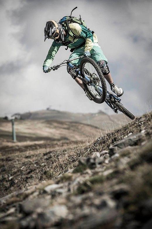 MTB  Rider: Hannes Klausner  Photo Credit: Daniel Geiger - get your downhill gear at http://downhill.cybermarket24.com