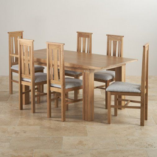 Best  Oak Dining Sets Ideas On Pinterest High Dining Table - Oak dining room chairs