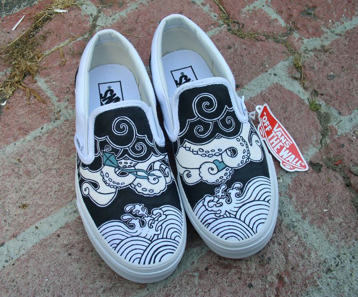 Custom Vans for a client. :)