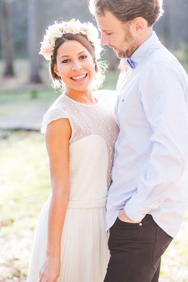Una boda sencilla con mucho estilo #boda #inspiración