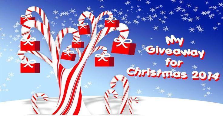 Giveaway Natale 2014.  Ciao a tutti, come promesso, eccomi per regalare a tre degli iscritti al mio canale dei pensierini che ho acquistato pochi giorni fa. Spero vi piacciano!!!