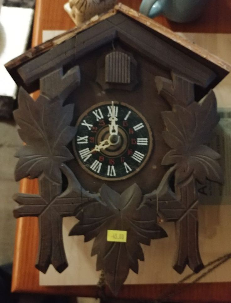 Grimm TV series Props Dept Warehouse Sale Items - Cuckoo Clock   Entertainment Memorabilia, Television Memorabilia, Props   eBay!